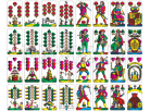 Dino Karty hrací jednohlavé 2