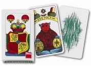 Dino Karty hrací jednohlavé