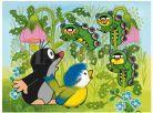 Dino Kostky Krtek a ptáček 12k 3