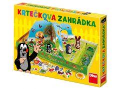 Dino Krtečkova zahrádka dětská hra