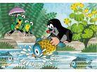 Dino Krteček Puzzle Krtek a rybka 24dílků 2