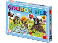 Dino Krtkův soubor her