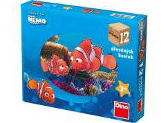 Dino Kubus 12 kostek Nemo