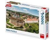 Dino Kutná Hora Dron Collection puzzle 1000 dílků