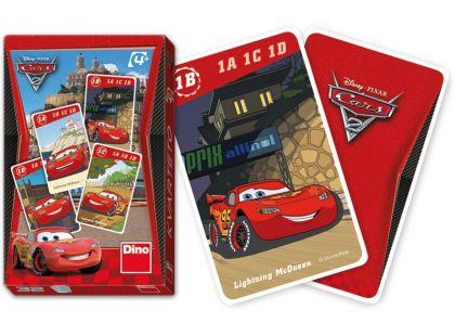 Dino Kvarteto Cars 2