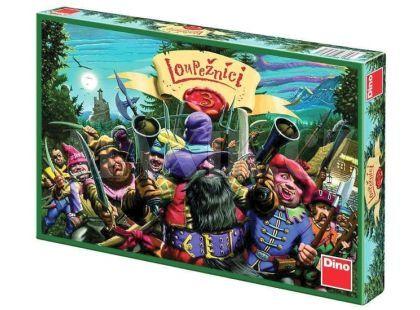 Dino Loupežníci společenská hra pro děti
