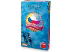 Dino Máme rádi Česko rozšíření cestovní hra