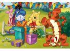 Dino Medvídek Pú Puzzle Oslava 66dílků 2