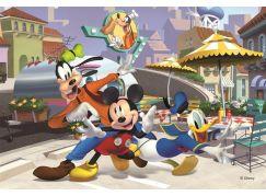 Dino Mickey a přátelé 24 puzzle