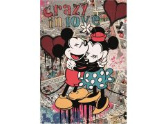 Dino Mickey retro 500 puzzle