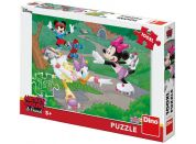Dino Minnie Sportuje 100 XL puzzle
