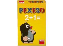 Dino Pexeso Počítáme s krtkem
