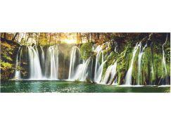 Dino Plitvické  vodopády 2000 panoramic