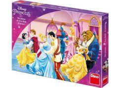 Dino Princezny na plese v novém dětská hra