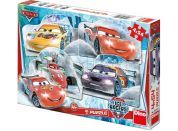 Dino Puzzle Cars na ledě 4x54d