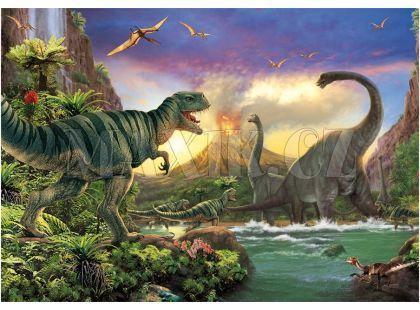 Dino Puzzle Dinosauři 100XL dílků