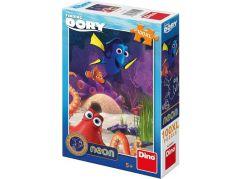 Dino Puzzle Disney Dory neon 100XL dílků