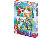 Dino Puzzle Disney Princess Ariel 2x66 dílků