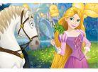 Dino Puzzle Disney Princezny portréty 2x66 dílků 2