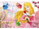 Dino Puzzle Disney Princezny portréty 2x66 dílků 3