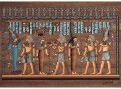 DINO Puzzle Egyptské hieroglyfy 2000 dílků