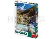 Dino Puzzle Himaláje 500dílků