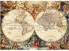 Dino Puzzle Historická mapa 1000d 2