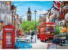 Dino Puzzle Život v Londýně 1000dílků 2