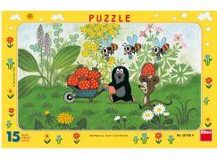 Dino Puzzle Krtek na výletě