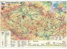 Dino Puzzle Mapa České republiky 500dílků 2
