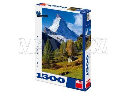 Dino Puzzle Matterhorn 1500dílků