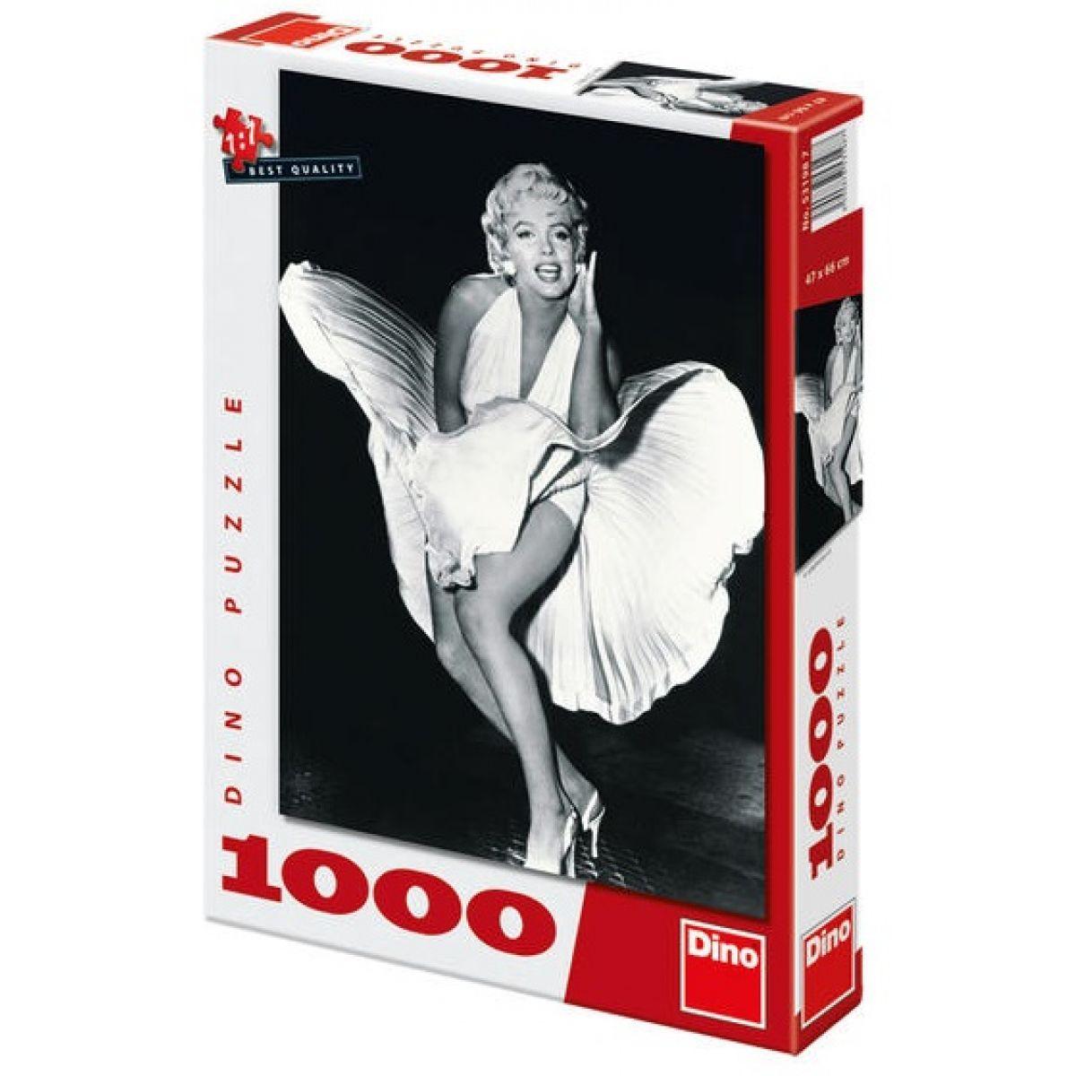 Dino Puzzle Marilyn Monroe 1000dílků