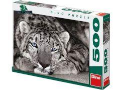 Dino Puzzle Modrooký tygr 500 dílků