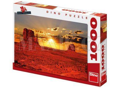 Dino Puzzle Monument Valley 1000dílků