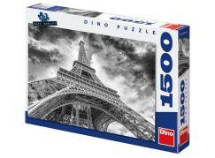 Dino Puzzle Mračna nad Eiffelovkou 1500dílků
