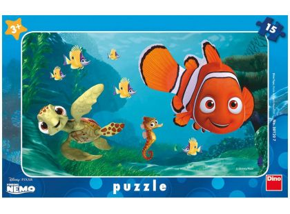 Dino Puzzle Nemo 15d