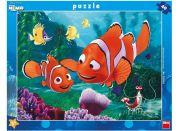 Dino Puzzle Nemo v bezpečí 40d
