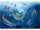 Dino Puzzle Nemo v mořské hlubině 2x66d 3