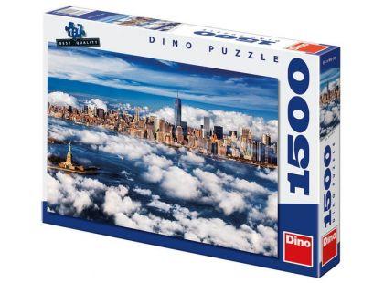 Dino Puzzle New York 1500dílků
