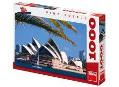 Dino Puzzle Opera v Sydney 1000dílků