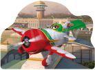 Dino Puzzle Planes 4x54 dílků 3