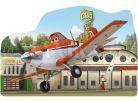 Dino Puzzle Planes 4x54 dílků 4