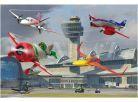 Dino Puzzle Planes Dusty a přátelé 2x66 dílků 2