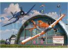 Dino Puzzle Planes Dusty a přátelé 2x66 dílků 3