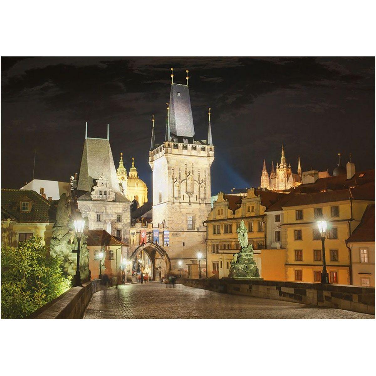 Dino Puzzle Praha v noci 500dílků #2