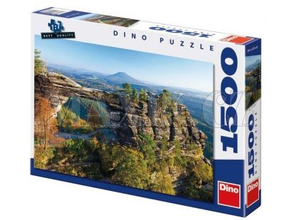 Dino Puzzle Pravčická brána 1500dílků