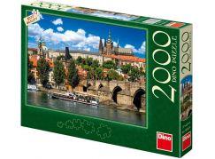 Dino Puzzle Pražský hrad 2000 dílků