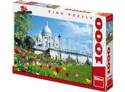 Dino Puzzle Sacre Coeur 1000dílků