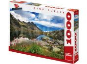 Dino Puzzle Tatry 1000dílků