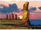 Dino Puzzle Velikonoční ostrovy 1000dílků 2